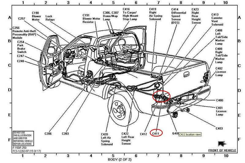fuse box diagram for 1997 ford f150  fuse  free engine