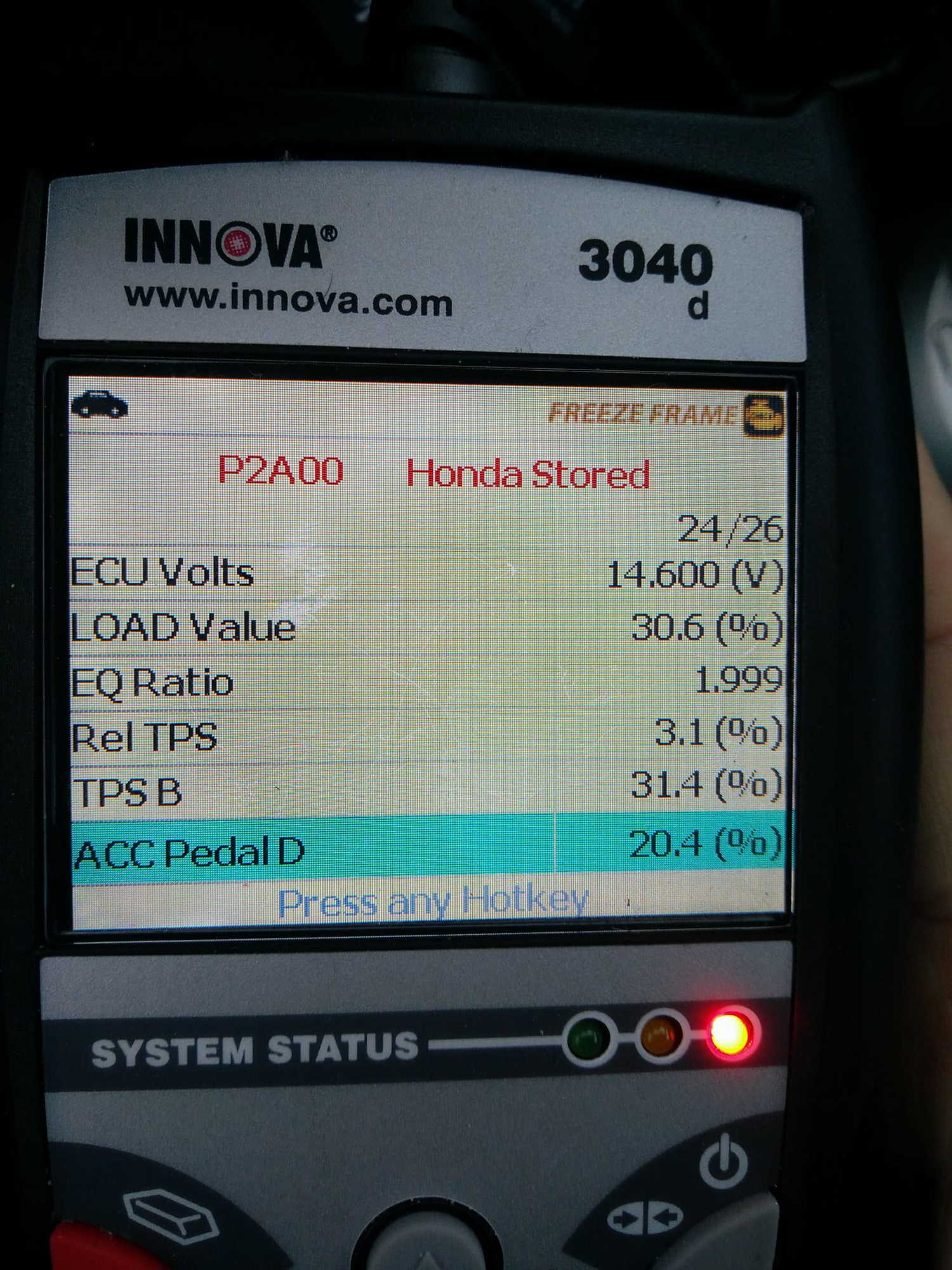 p1157 Engine code    HELP PLEASE!!!1 - Unofficial Honda FIT