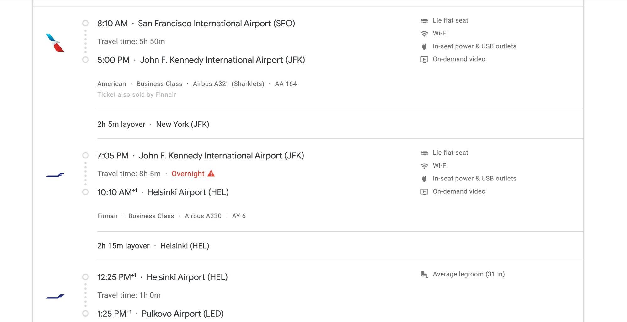 Oneworld Sfo Led 2 018 Rt Business Flyertalk Forums