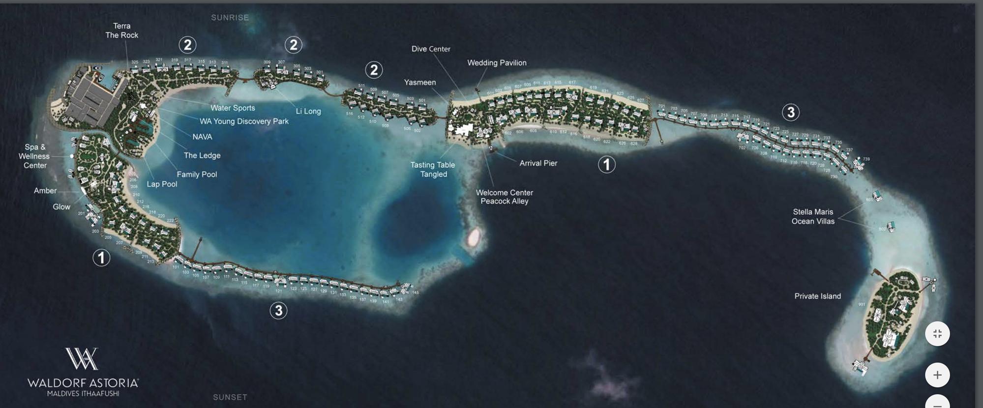 Waldorf Astoria Maldives Ithaafushi Page 55