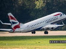 Speedbird's Embraer 170 departing Zurich.....