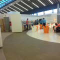 MRU lounge