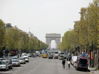 Arc de Triomphe Reims Do 04/2008