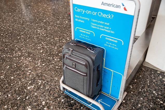 Carry On Luggage Nightmare At Lax