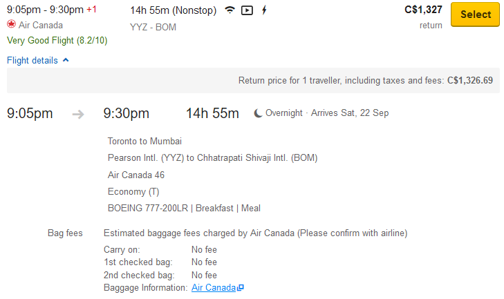 4e9d47f5eea9 ... competitor is including two. If you check any third party site that  actually explicitly lists checked bag limits before booking