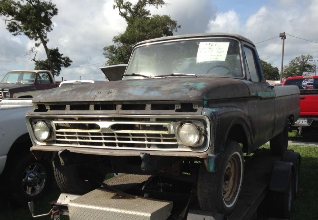 Conroe Swap Meet >> Saw This At The Conroe Swap Meet Ford Truck Enthusiasts Forums