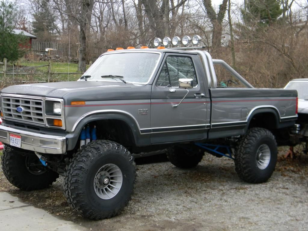 Show Me Your Lifted 80 86 S Page 3 Ford Truck