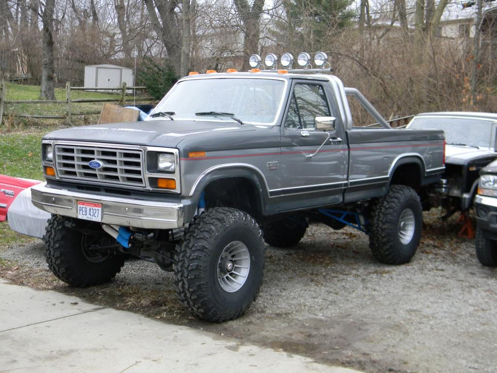 1985 bronco build and swap - Page 3 - Ford Truck ...