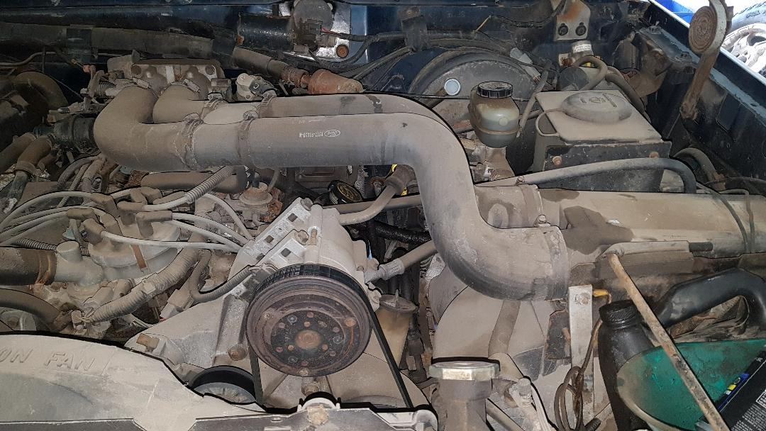 1989 F250 Help With Stuff In Engine Bay Ford Truck Enthusiasts Forums