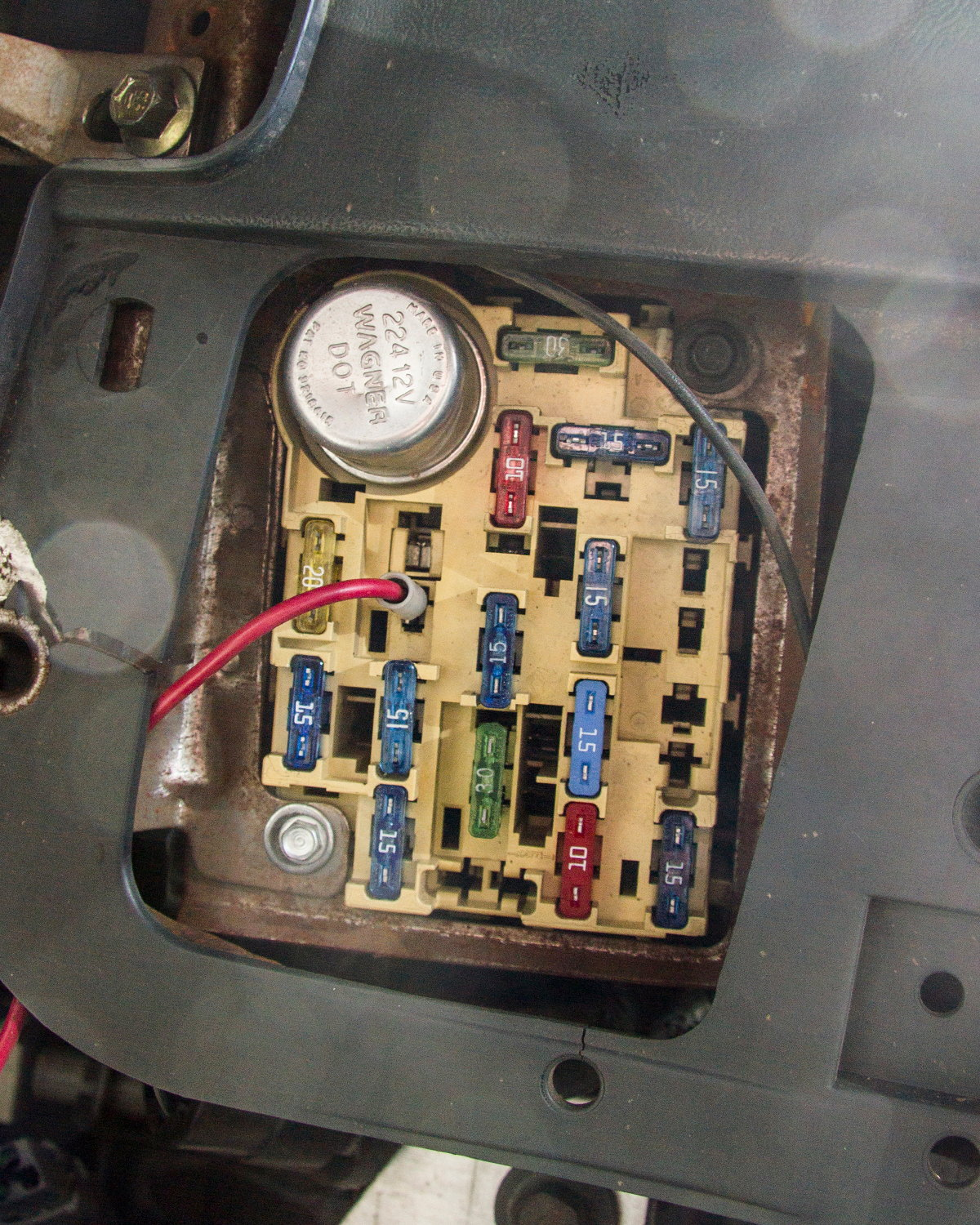 1990 F150 Fuse block    diagram        Ford    Truck Enthusiasts Forums