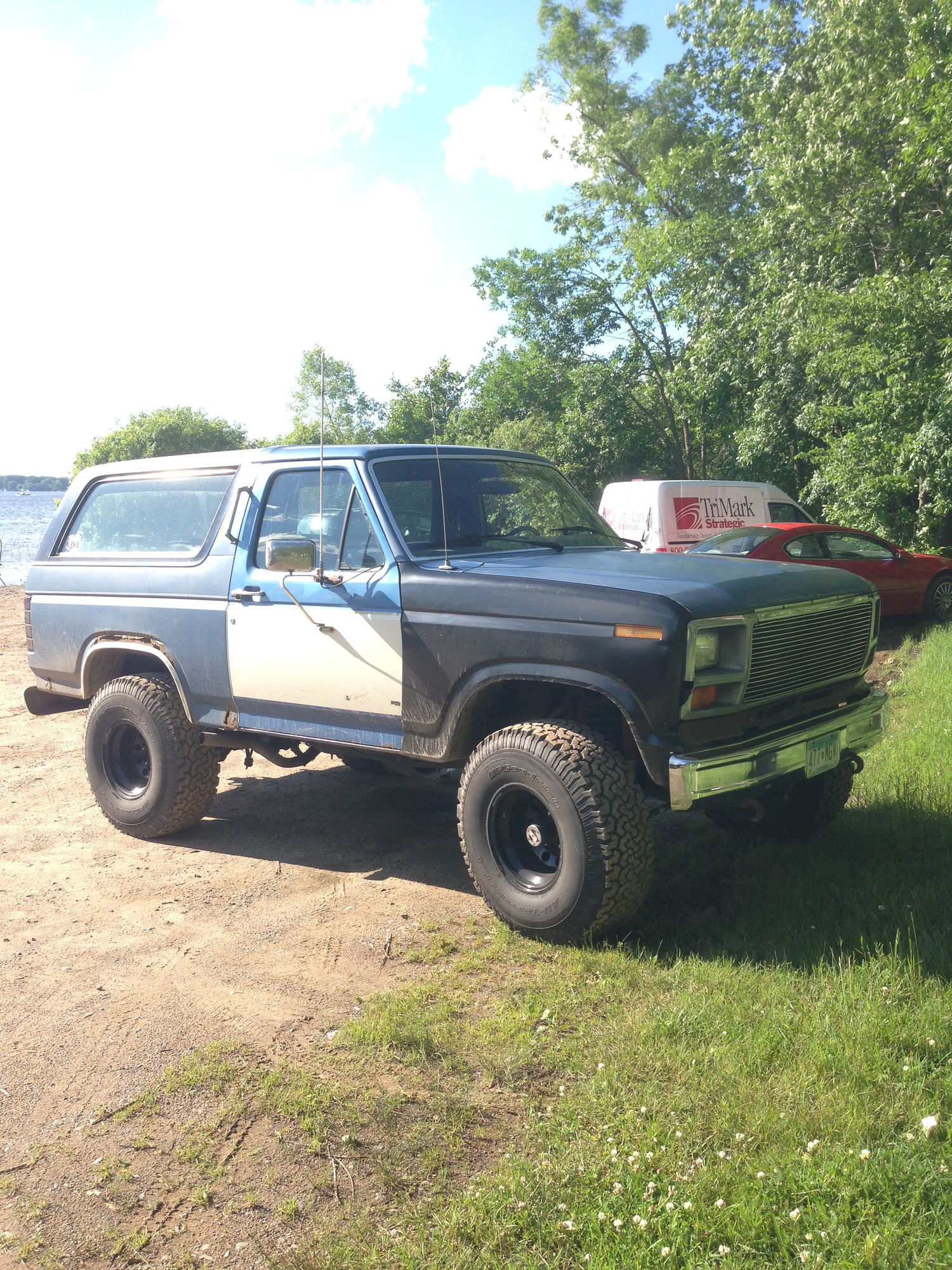 1985 bronco build thread ford truck enthusiasts forums. Black Bedroom Furniture Sets. Home Design Ideas