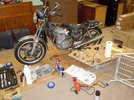 Garage - Project Bike