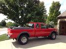 Red 2000 Ranger