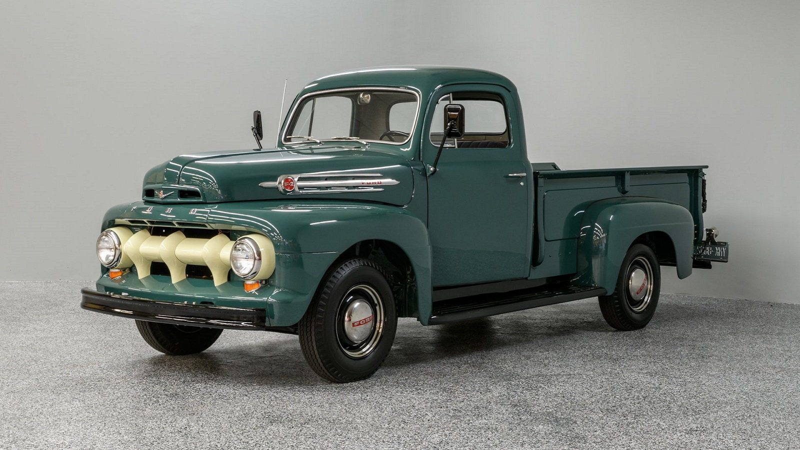 Immaculately Restored 52 Ford F2 Looks Too Good To Be True Ford Truck Enthusiasts Forums