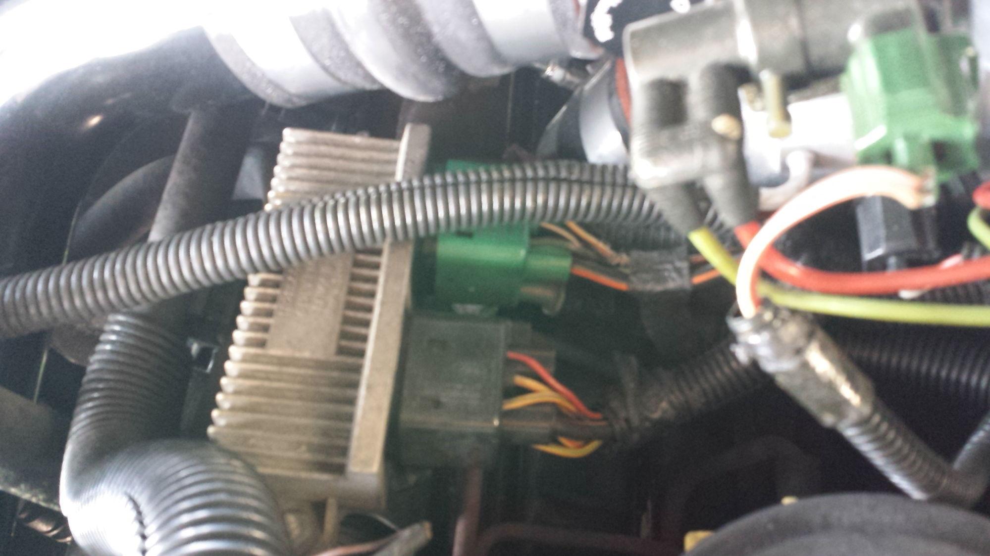 Testing Glow Plug Module