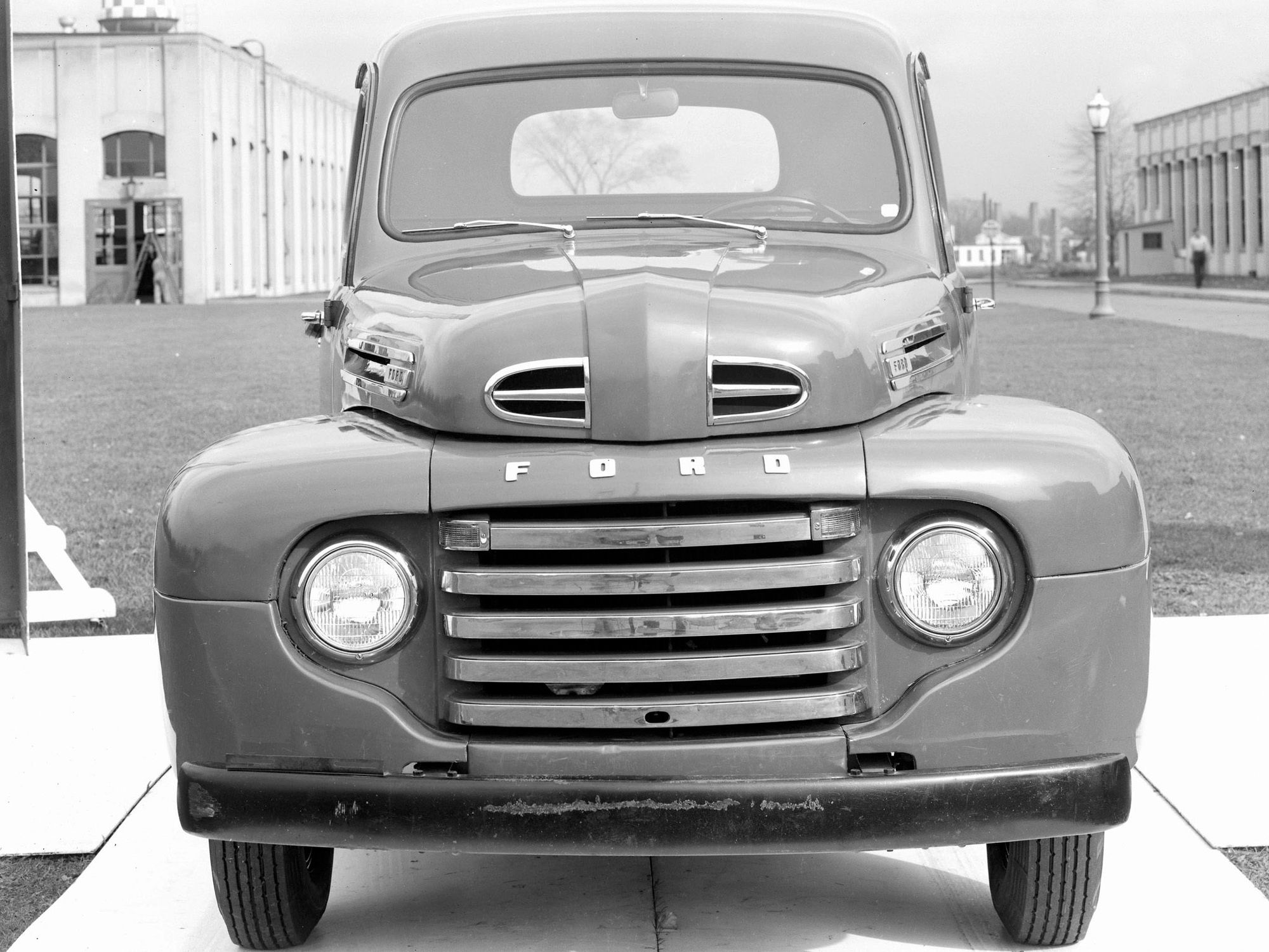 1948 1956 vintage photo and advertisements ford truck enthusiasts forums