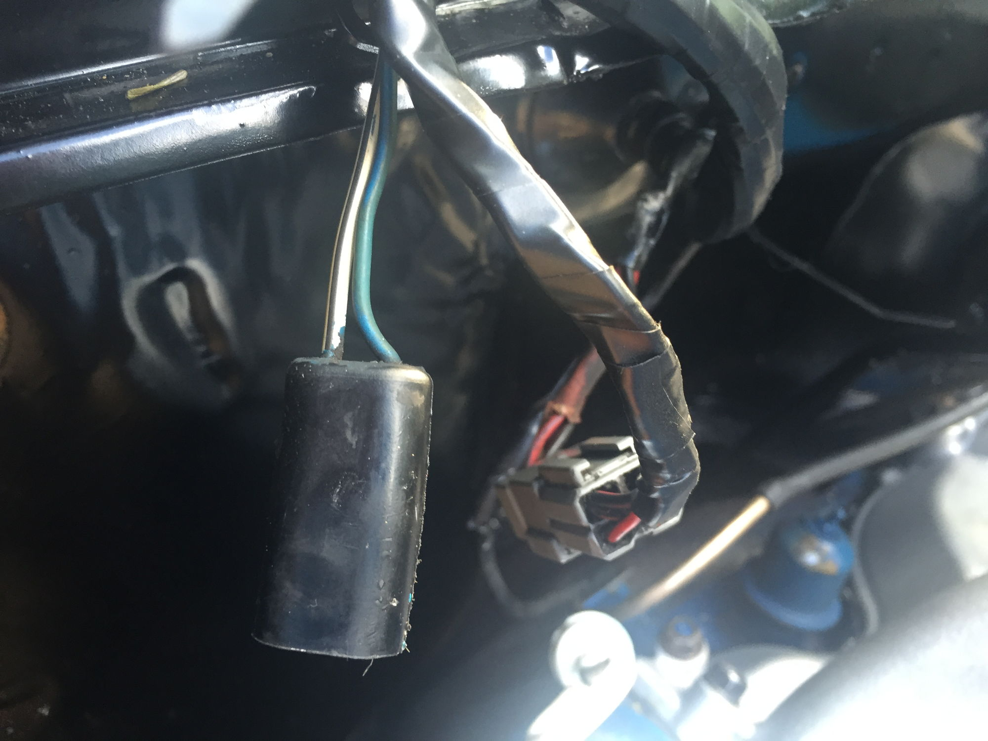 holly electric choke where to get 12v ? - Page 2 - Ford Truck ...