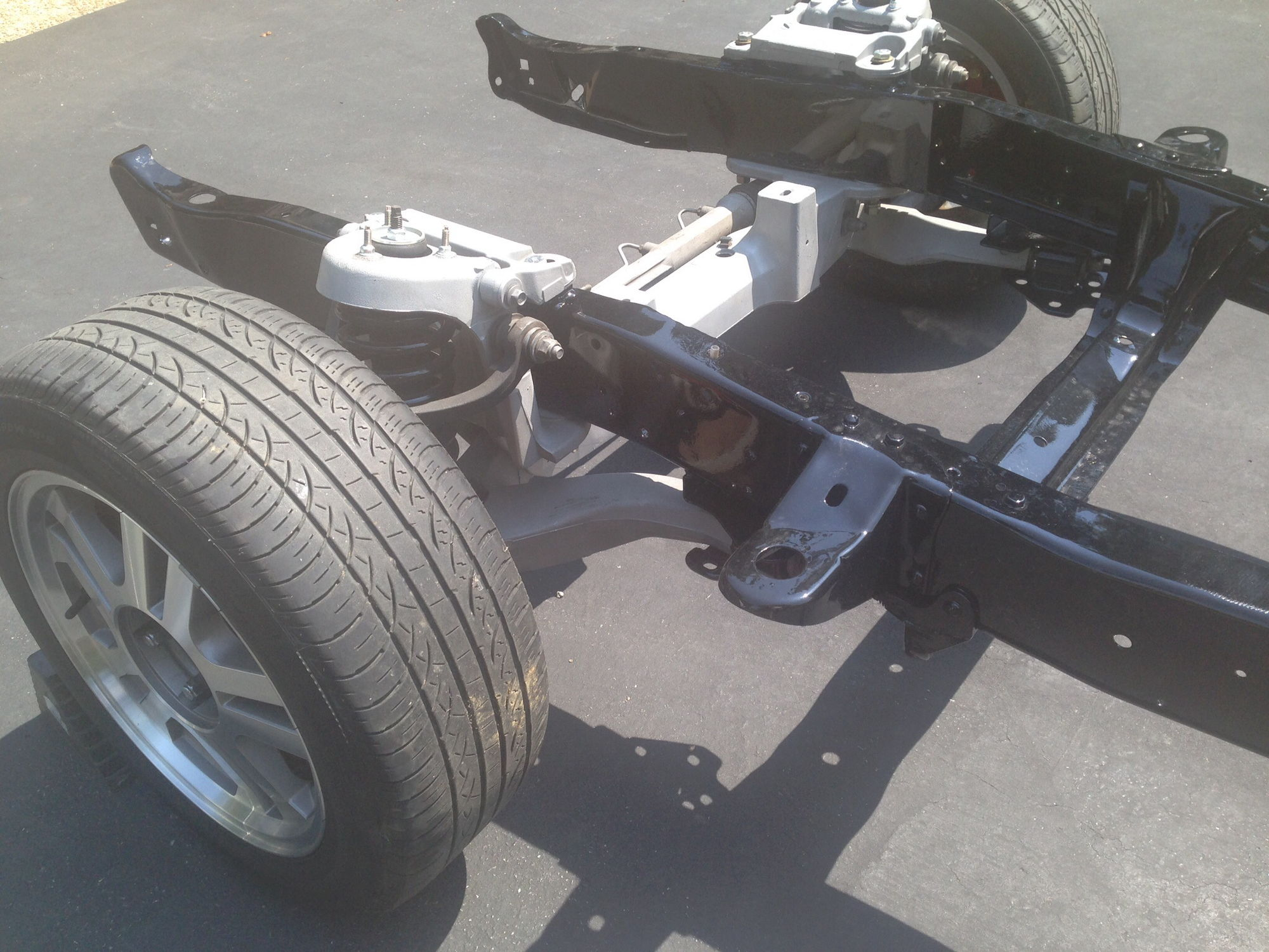 66 F100 Front Suspension Related Keywords Suggestions 1955 Ford Swap Build Page 3 Truck Enthusiasts Forums