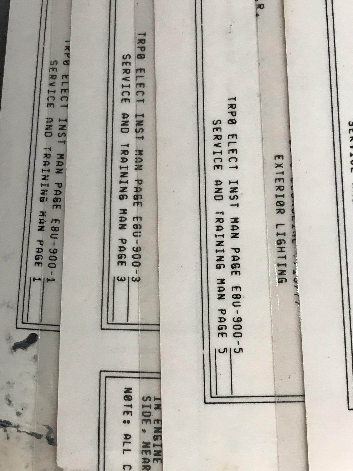 78 Econoline Wiring Diagrams  U0026 Vacuume Diagrams