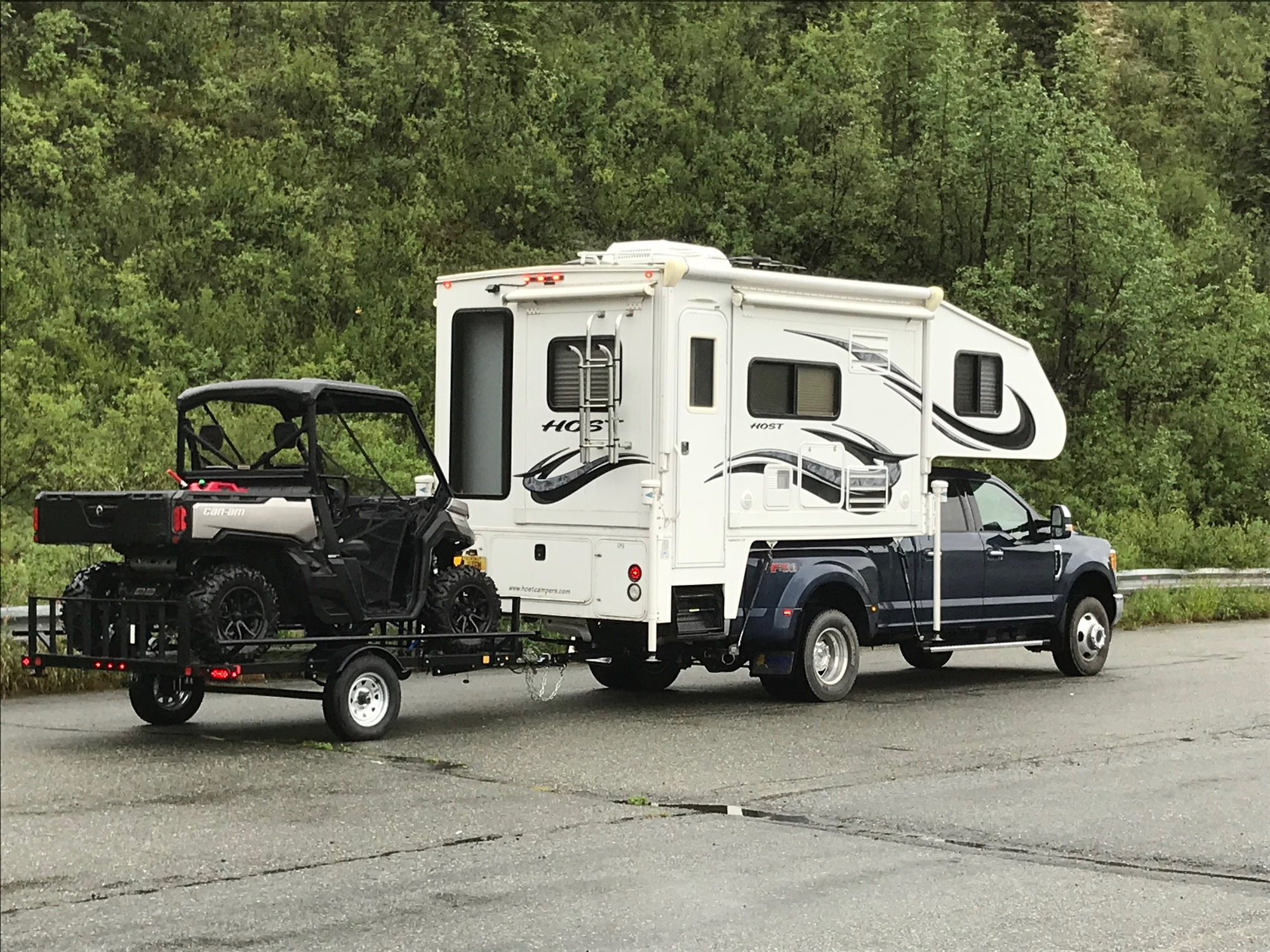 Large Truck Camper Questions Ford Truck Enthusiasts Forums
