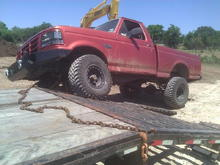 F150 project...