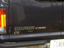 Ford V10 Hybrid