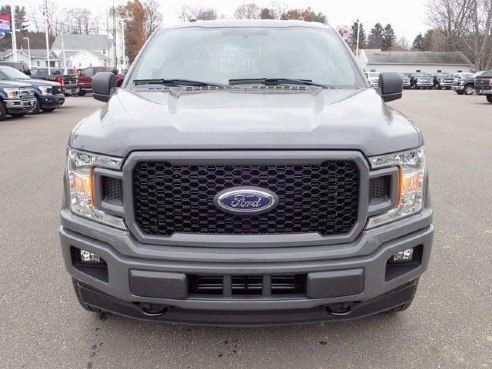 WTB: Lead Foot Grille for 2018 STX or Lariat Special ...