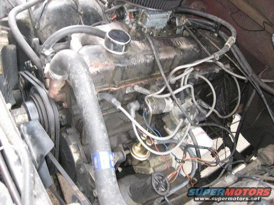 86 300cid seized air pump options ford truck enthusiasts forums