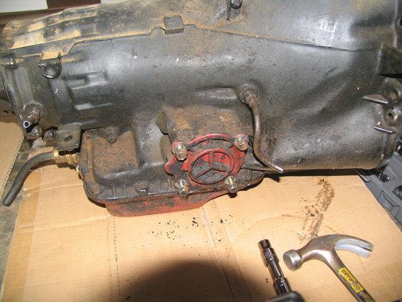 ford c6 rebuild tools