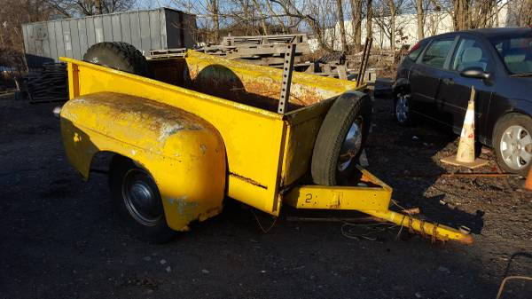Craigslist Ct 52 ford trailer - Ford Truck Enthusiasts Forums