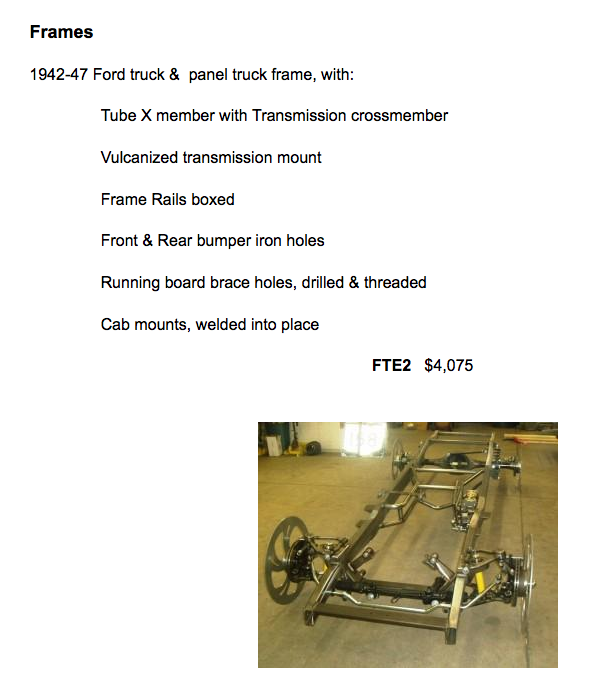 1946 1.5 ton frame swap - Ford Truck Enthusiasts Forums