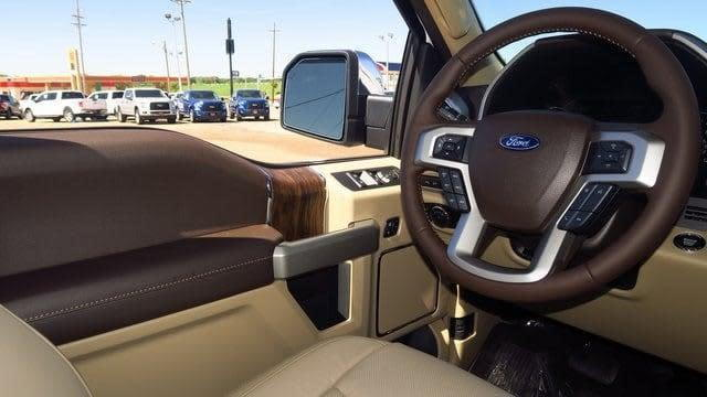 2018 Lariat Camel Interior Ford Truck Enthusiasts Forums
