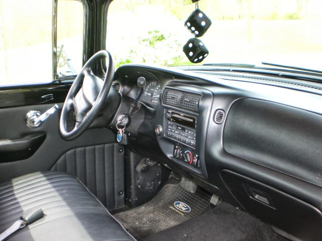 Ford Explorer 2017 Interior >> 1946 1.5 ton frame swap - Ford Truck Enthusiasts Forums