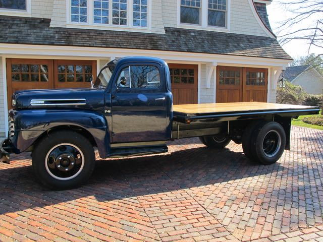 1949 Ford F5 Dually Fully Restored Ford Truck