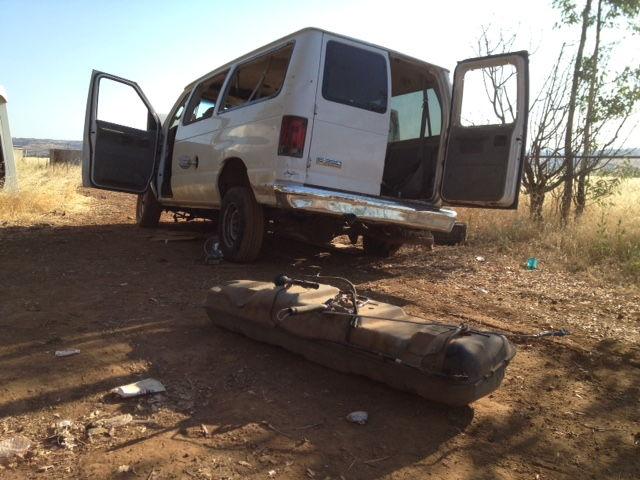 Ford e350 Gas tank 35 gal Fuel pump fuel lines injectors