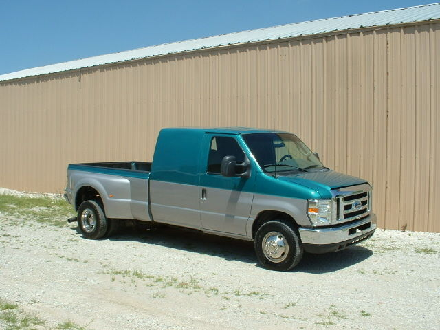 Van Dually Tow Vehicle Ford Truck Enthusiasts Forums