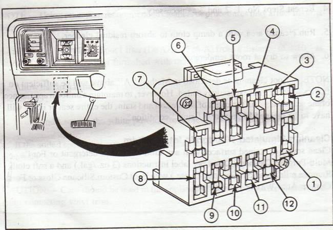 1978 F350 Fuel Sending Unit Wiring Problem