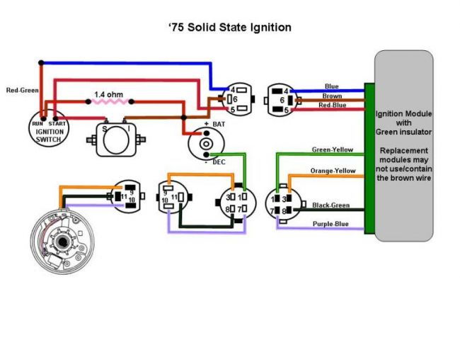 Alternator wiring 3 wires - Ford Truck Enthusiasts Forums | Ford F700 Alternator Wiring |  | Ford Truck Enthusiasts