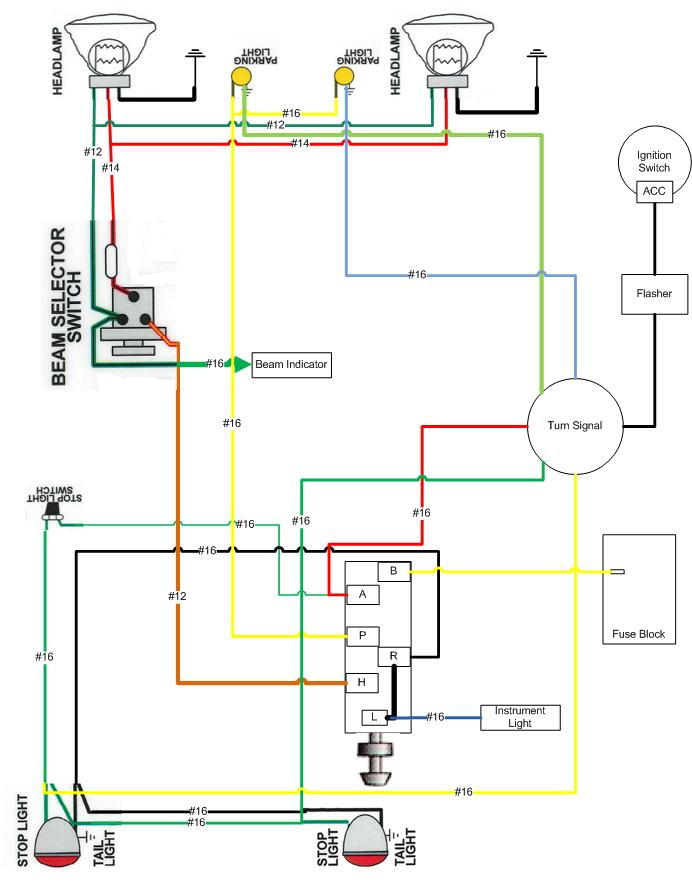 DIAGRAM] Turn Signal Wiring Diagram Ford FULL Version HD Quality Diagram  Ford - PHDIAGRAM.FESTIVALACQUEDOTTE.IT | Ford F100 Turn Signal Wiring Diagrams |  | Diagram Database