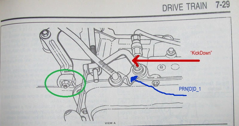 1363918 Aod Kickdown To Tv Cable Change on 1960 lincoln wiring diagram