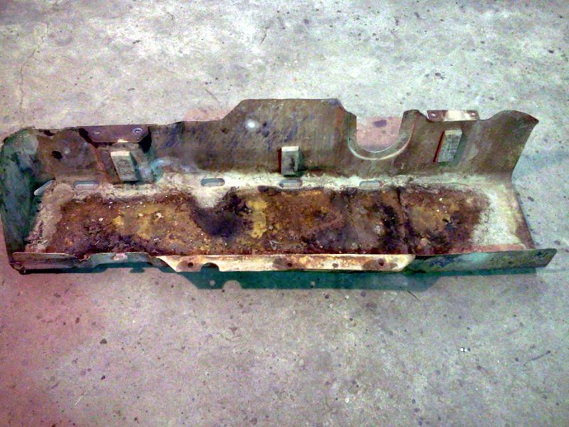 1979 Ford F350 Custom 4wd Side Mount Fuel Tank Issues