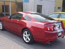 Mustang GT 2012