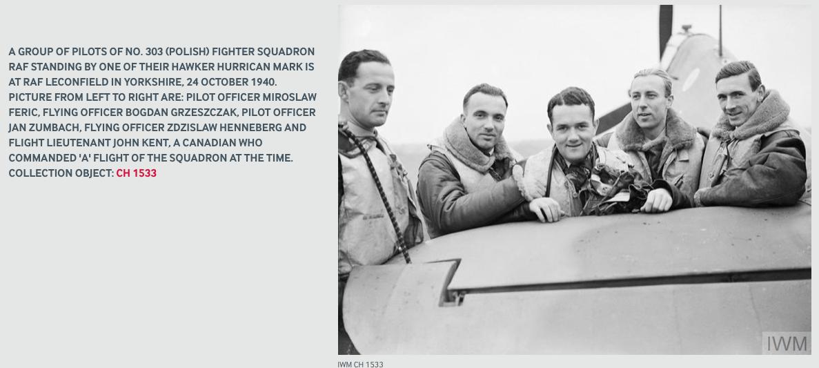 Gaining An R A F Pilots Brevet In WW II - Page 610 - PPRuNe