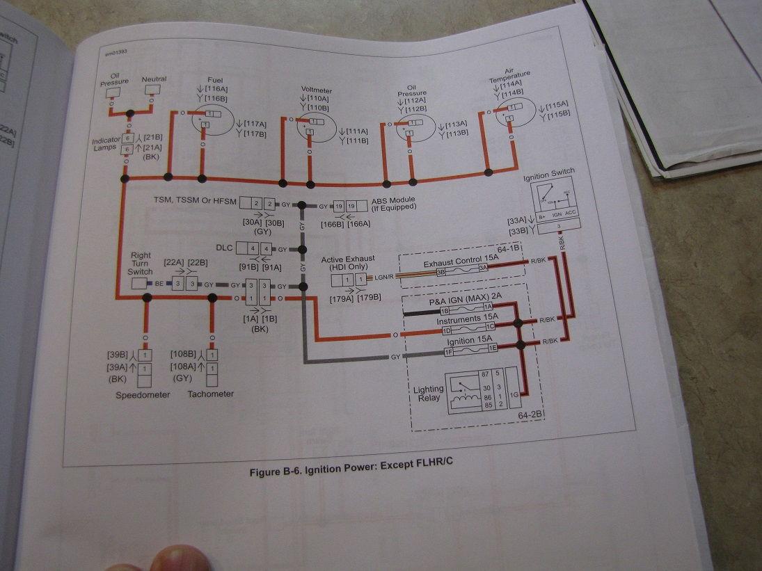 wiring diagram 2013 road king - Harley Davidson Forums