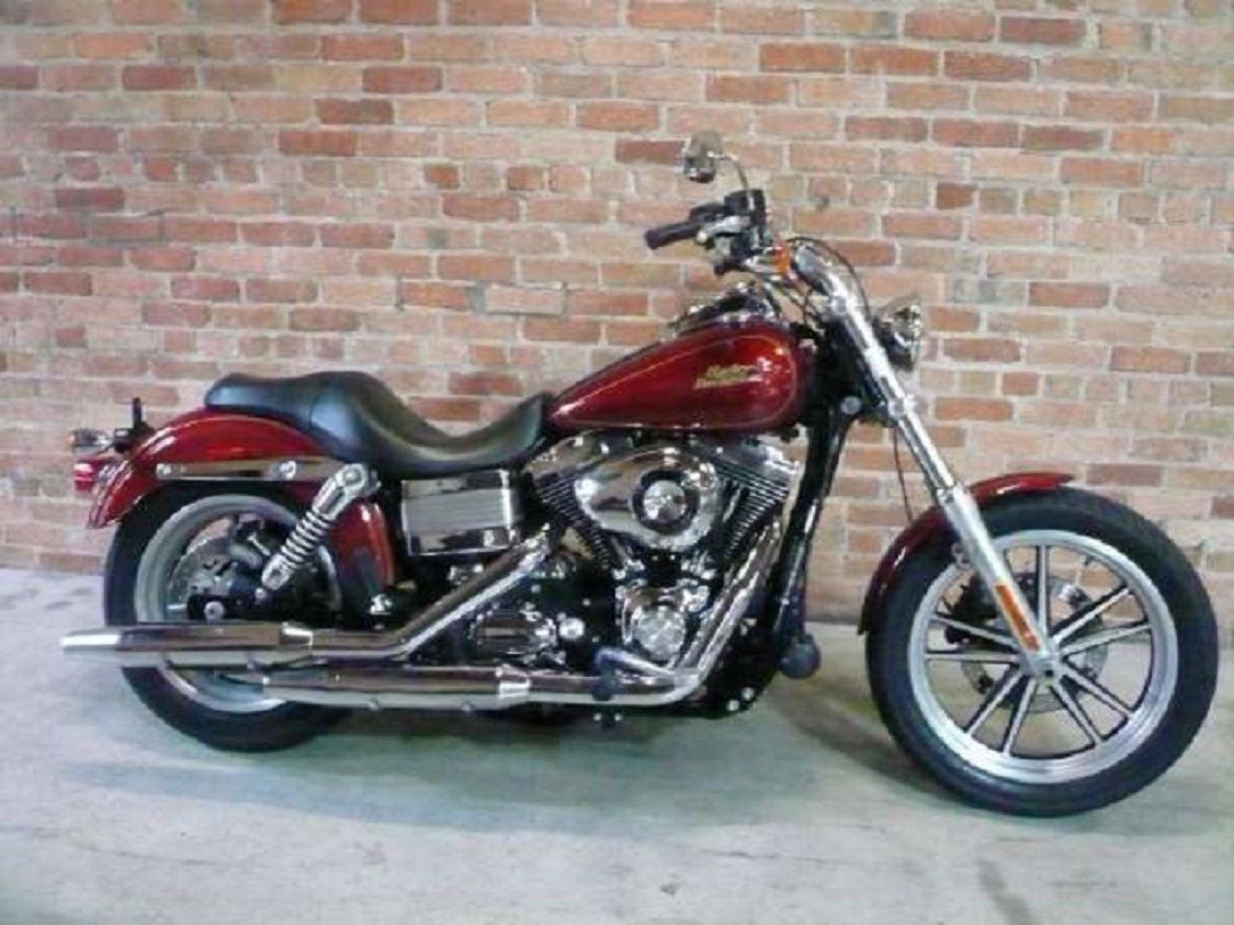 Harley Davidson Dyna Low Rider Nada