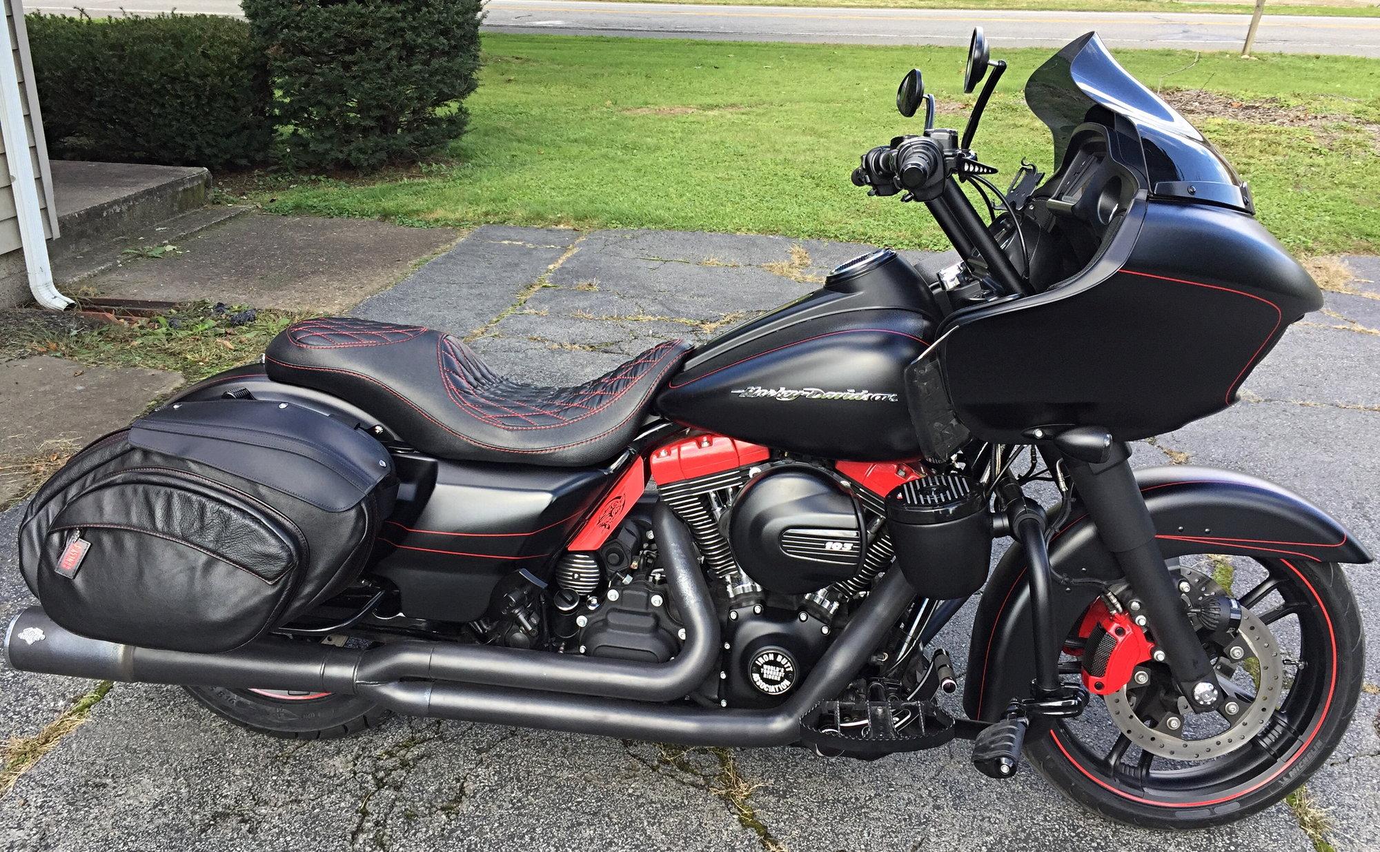 FXR Division Road Glide Bars - Page 3 - Harley Davidson Forums