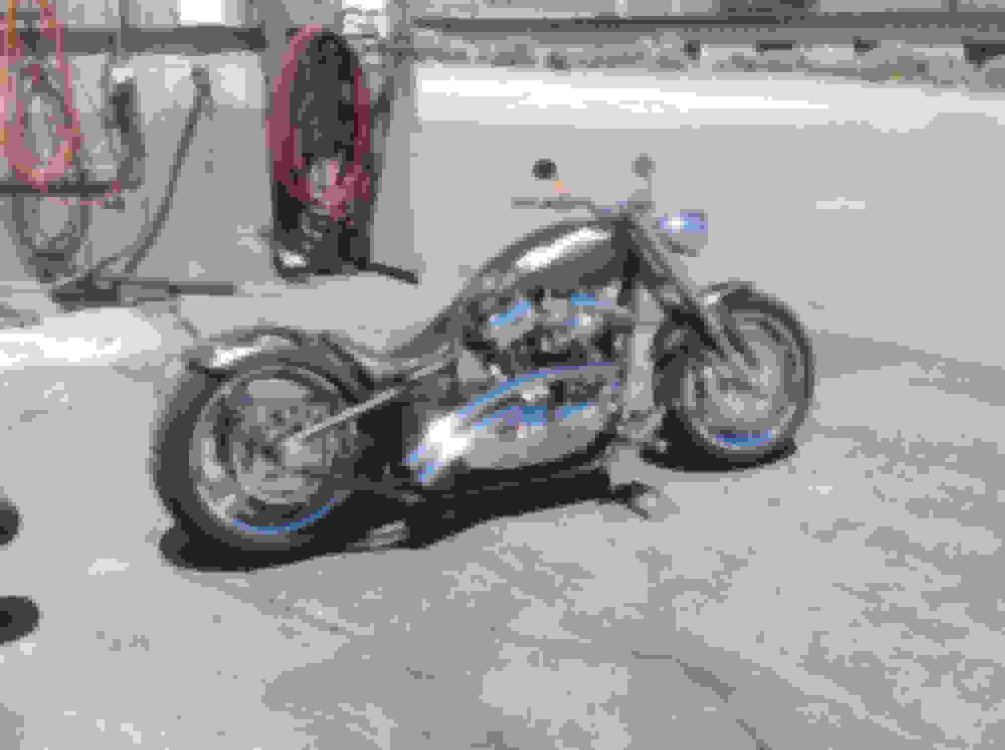 Dudepants Rubbermount Short Chop - Harley Davidson Forums