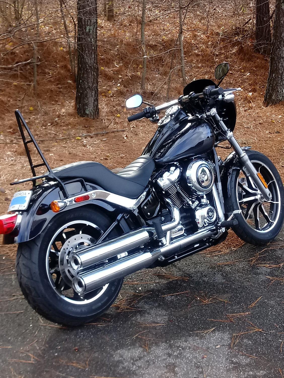 Low Rider Sissy Bars Harley Davidson Forums