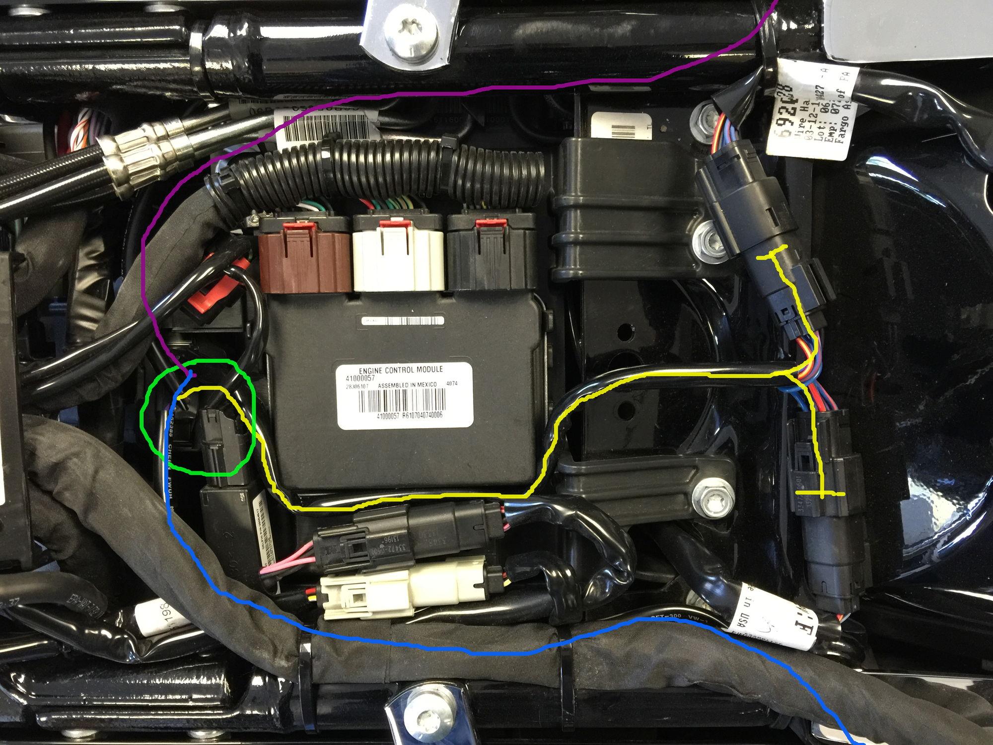 80 img_0450_1ec539a8d7359d19a3aea827b94228706cc089cb tour pack detach on '15 ultra wiring ? page 2 harley davidson  at panicattacktreatment.co