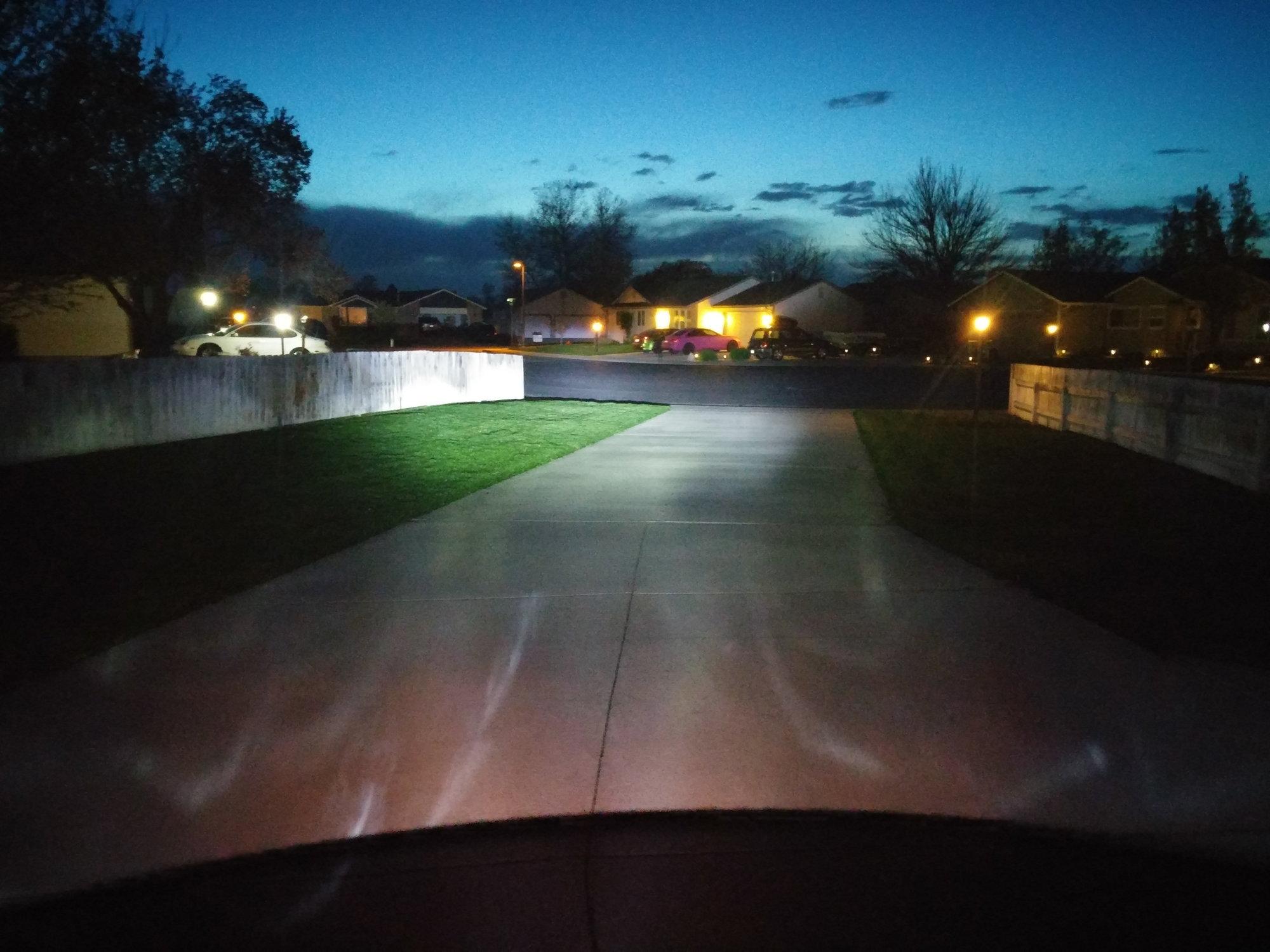 Navigatorz Led Vs Headwinds Led Review Harley Davidson Forums
